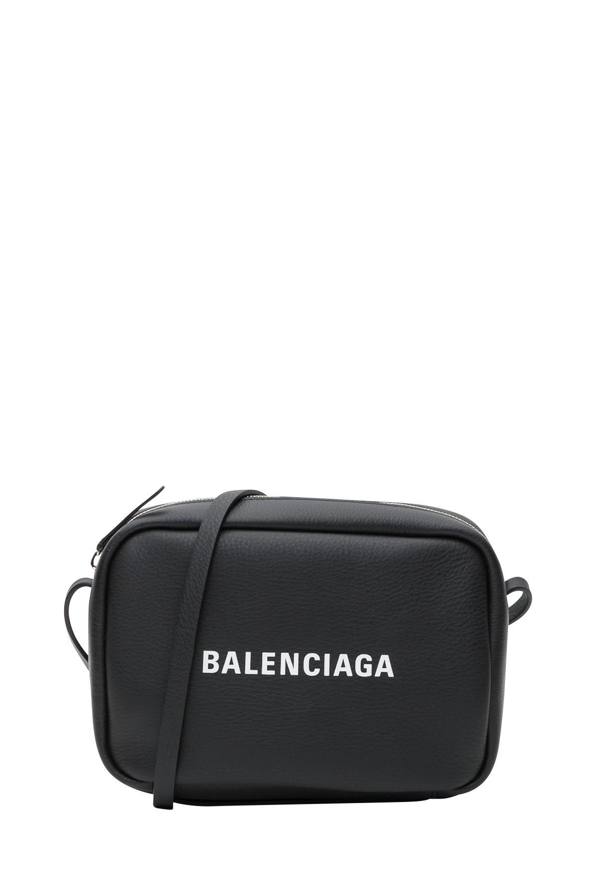 Balenciaga Everyday Camera Bag S In Nero
