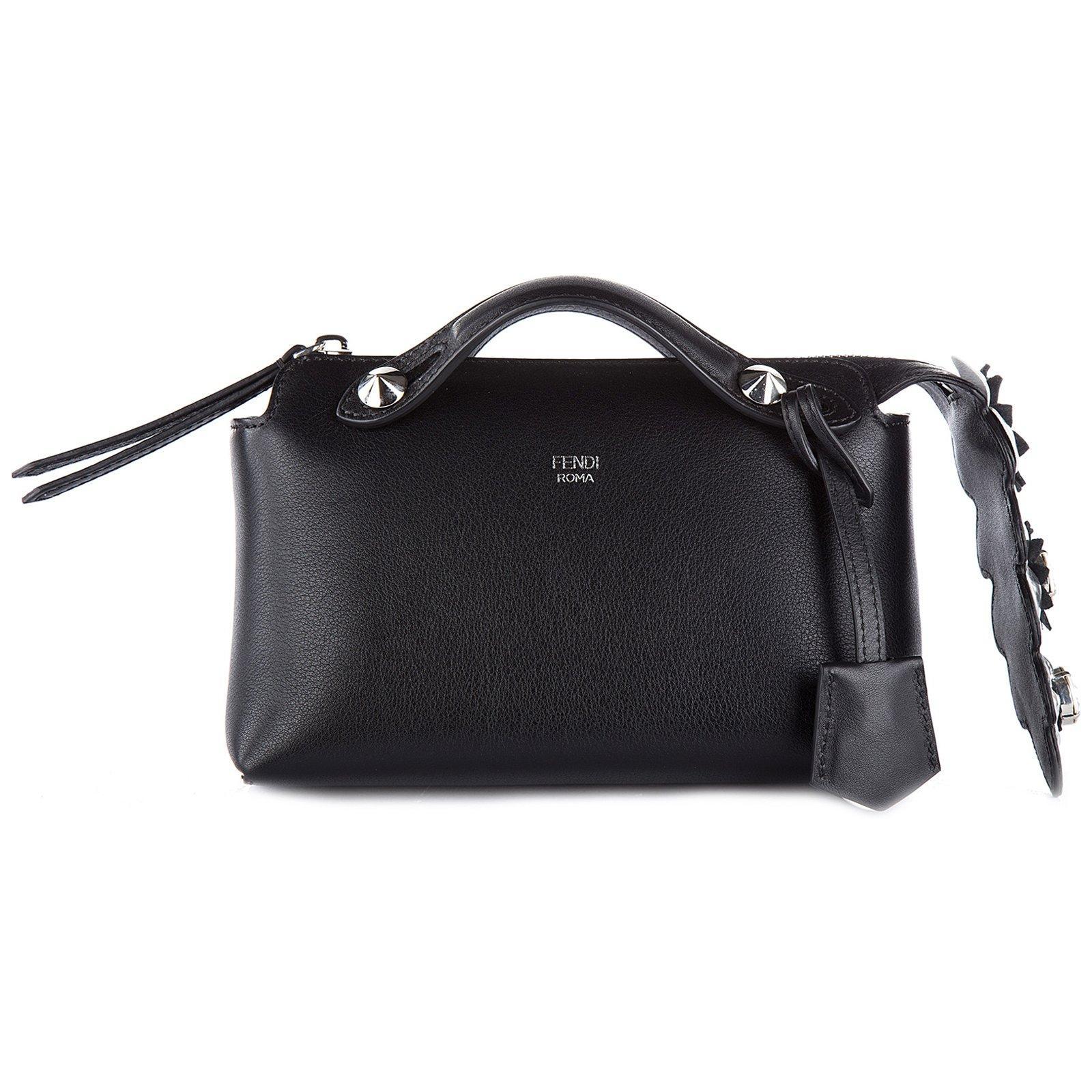 Fendi By The Way Mini Bag In Black. CETTIRE 92e564333c755