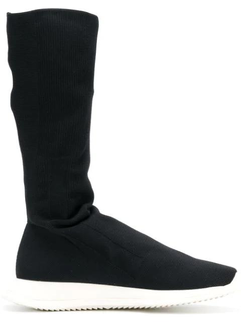Rick Owens Drkshdw Rick Owens Drk Shdw Sneakers In Black