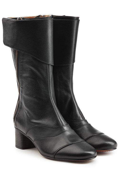 9394825df87c ChloÉ  Lexie  Mid-Calf Boots In Black