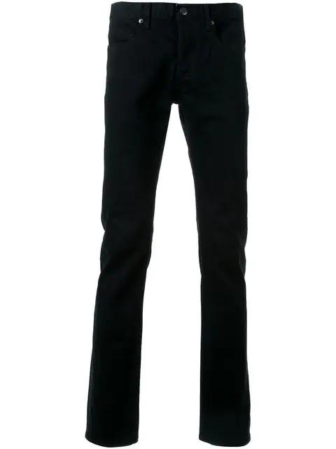 Hl Heddie Lovu Slim Fit Jeans In Black