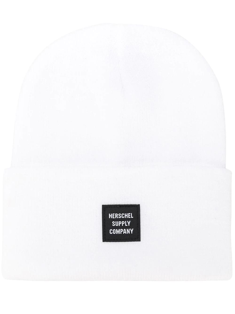 fd6627ffc94 Herschel Supply Co. Rolled Beanie - White