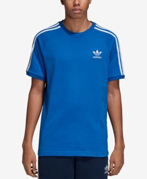 980d45e133e87 Adidas Originals Adidas Men's Originals Adicolor Slim Fit T-Shirt In ...
