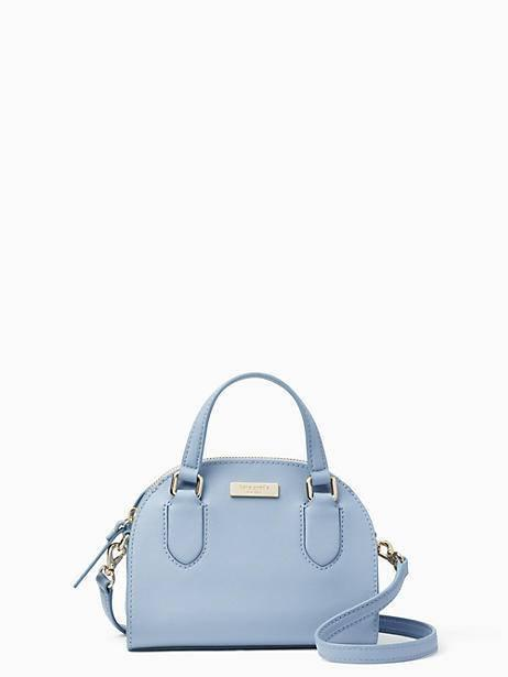 c8f7e9f0691a Kate Spade Laurel Way Micro Reiley In Cloud Cover