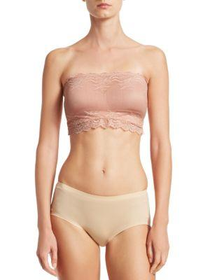501bf013b2ab50 Spanx Undie-Tectable® Better Bandeau™ In Vintage Rose | ModeSens