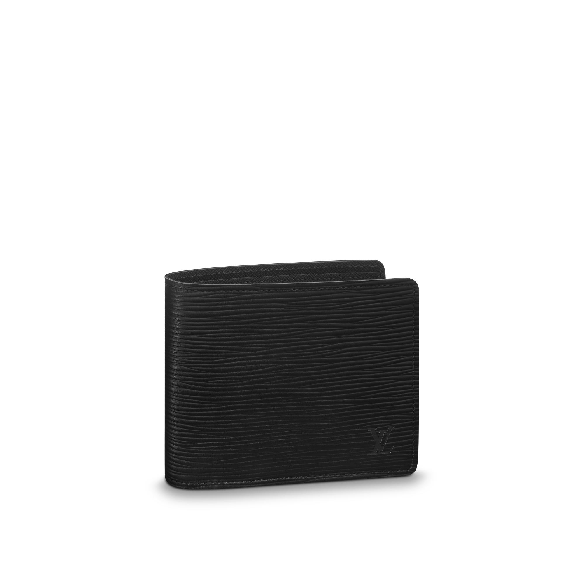 8879bb35328e Louis Vuitton Multiple Wallet In Noir