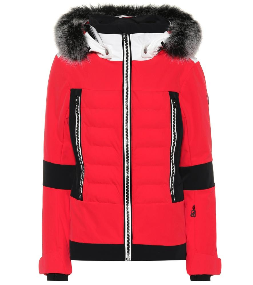 943cb3ac29c4c Toni Sailer Manou Ski Jacket In Red