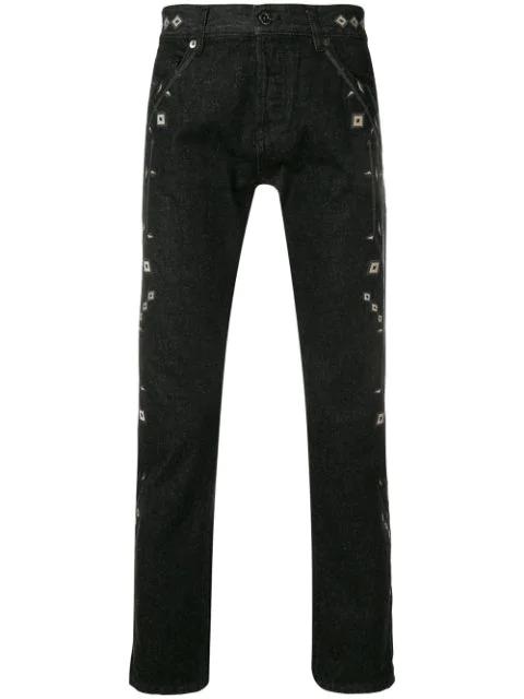 Diesel Black Gold Type-2813 Jeans - Grey