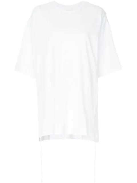 Juun.j Crew Neck T-shirt - White