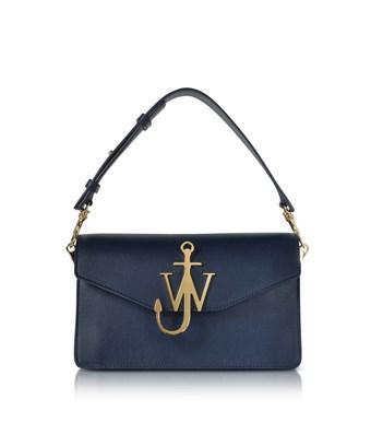 Jw Anderson J.W. Anderson Women's  Blue Leather Handbag