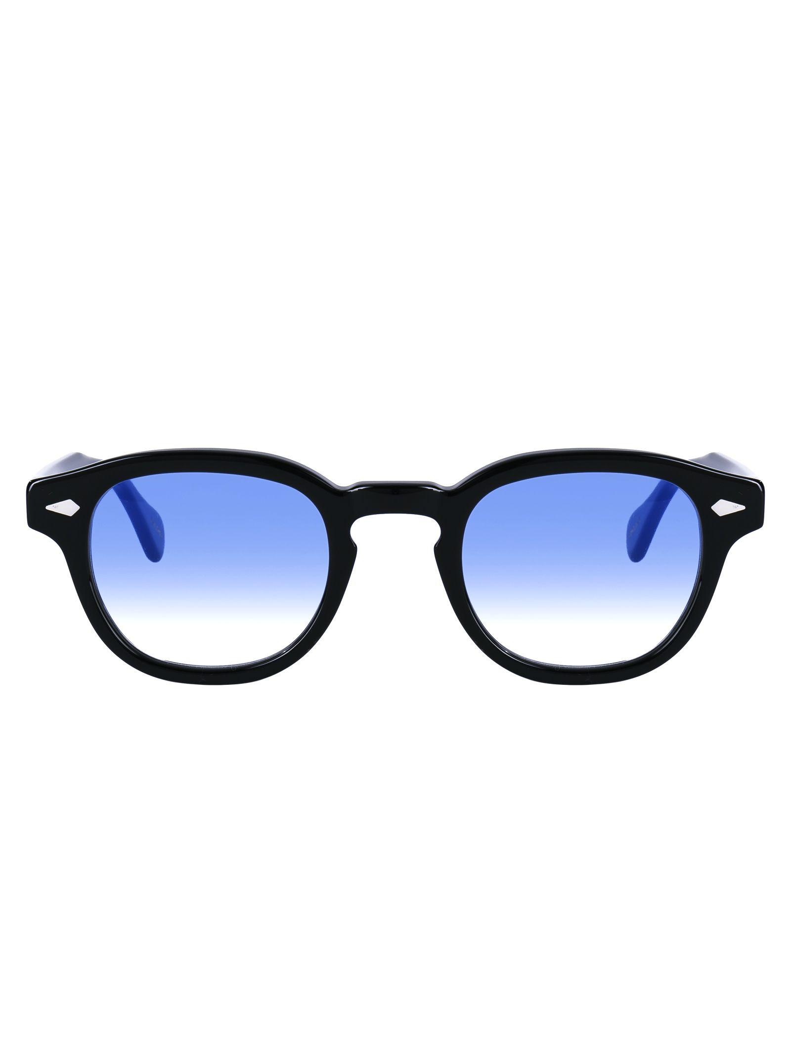 b3684dcd2c49 Moscot Lemtosh Sunglasses In Blackblueshade   ModeSens
