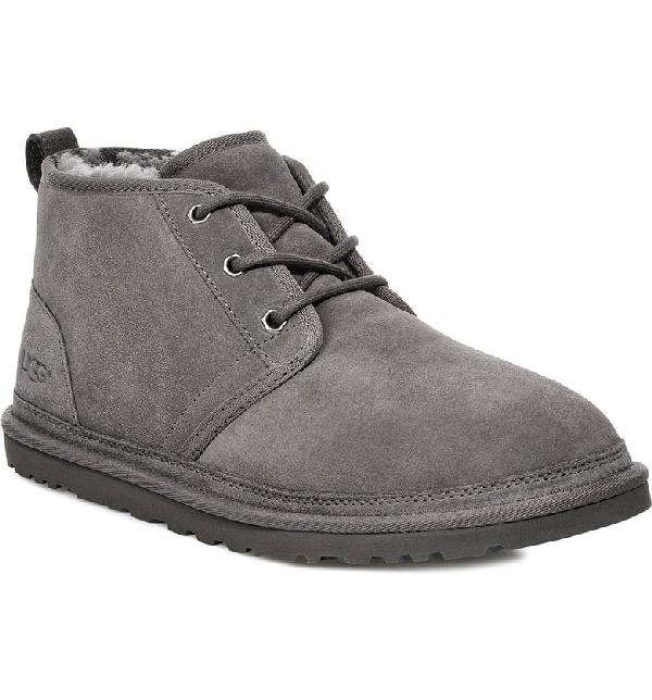 524039366a7 Men's Neumel Classic Boots Men's Shoes in Charcoal