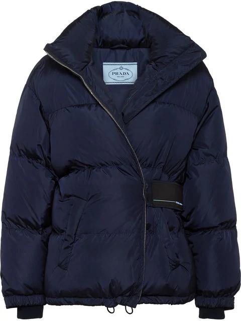 d86a1be43 Prada Puffer Jacket - Blue