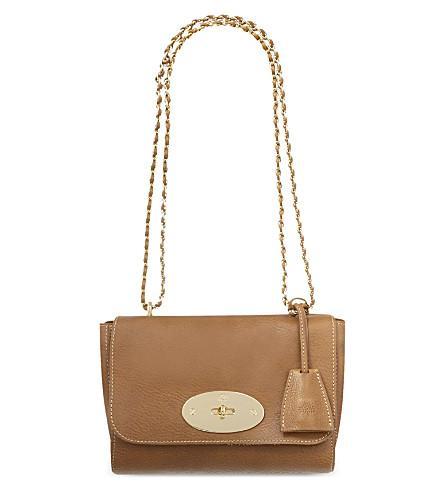 Mulberry Lily Shoulder Bag In Oak