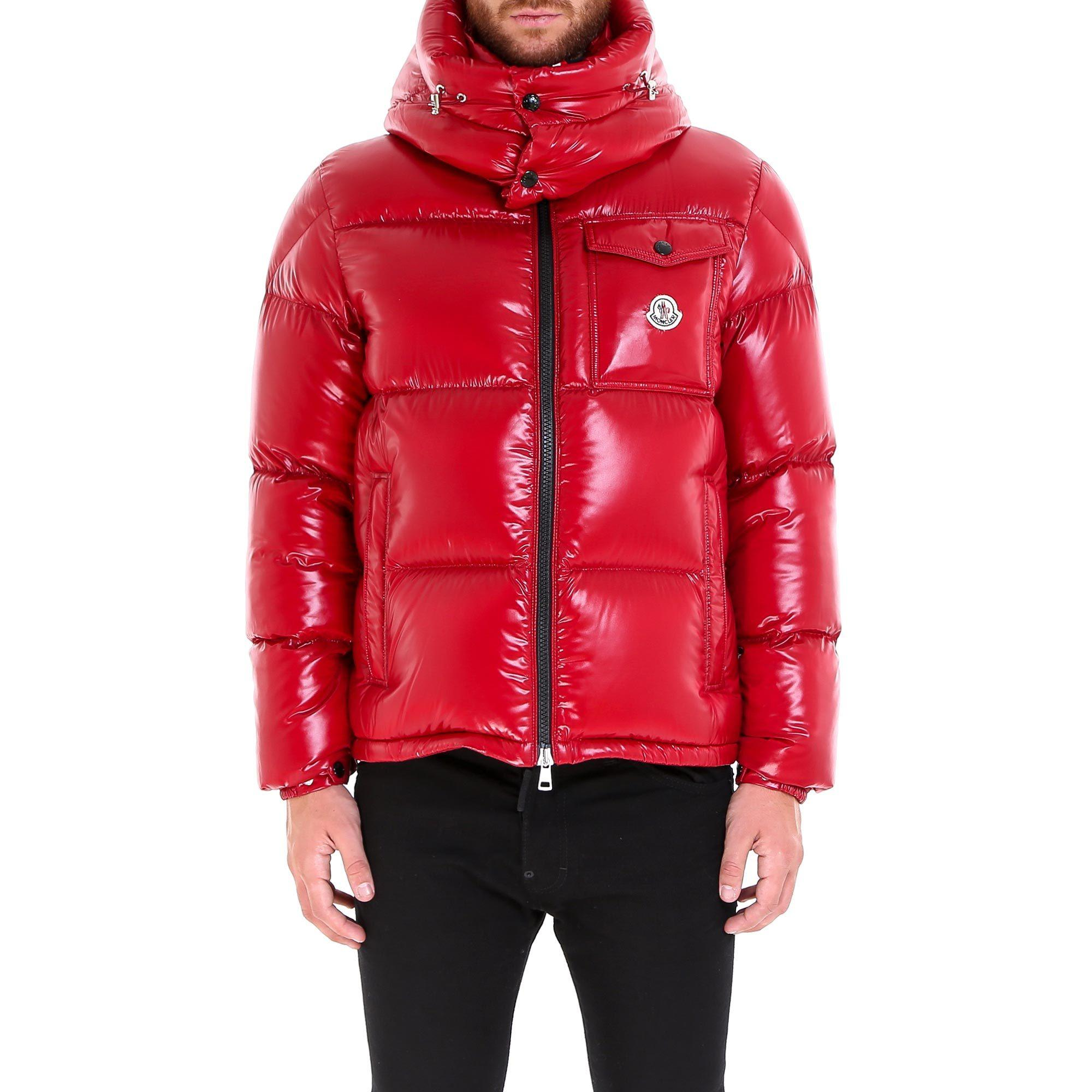 e15b4efaf Montbeliard Padded Jacket in Rosso
