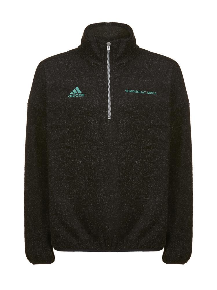 adidas gosha fleece top