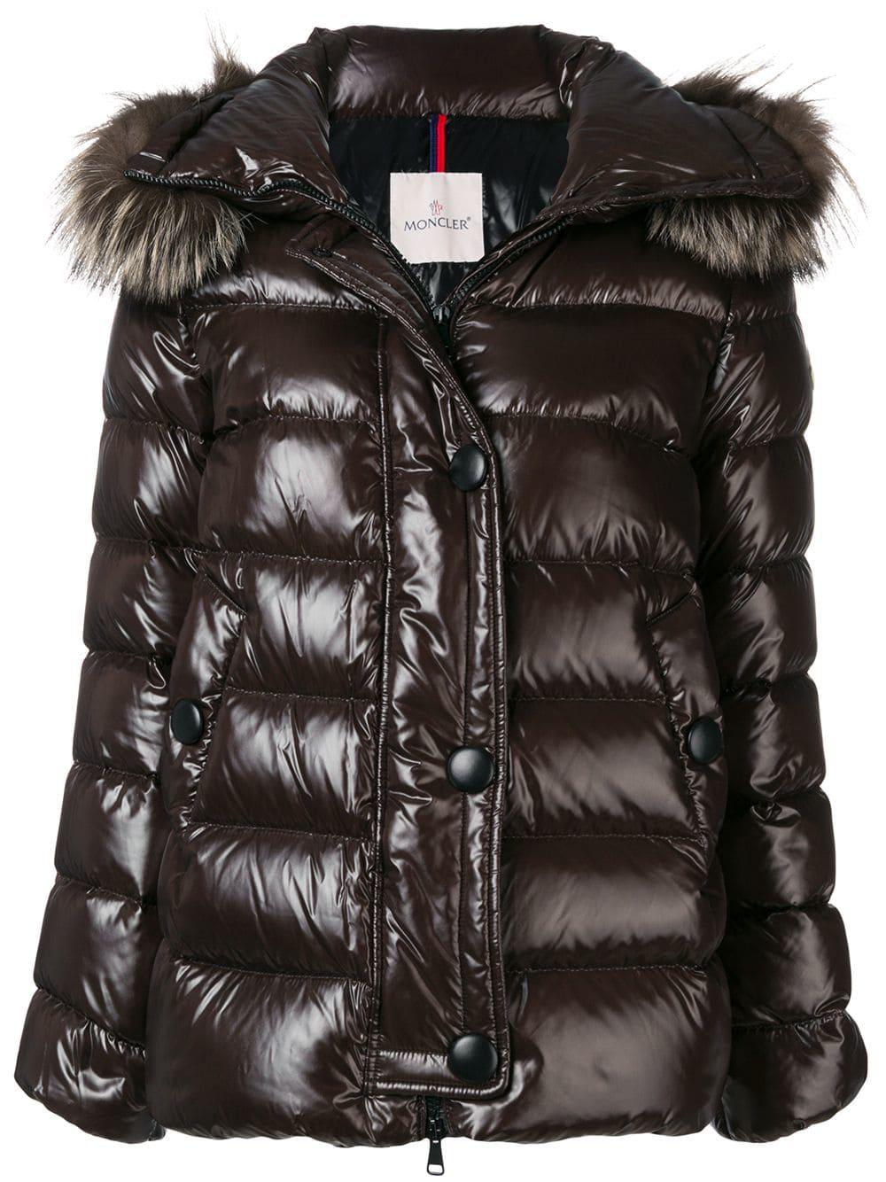 0c07b3ae6 Moncler Tarier Padded Jacket - Black | ModeSens