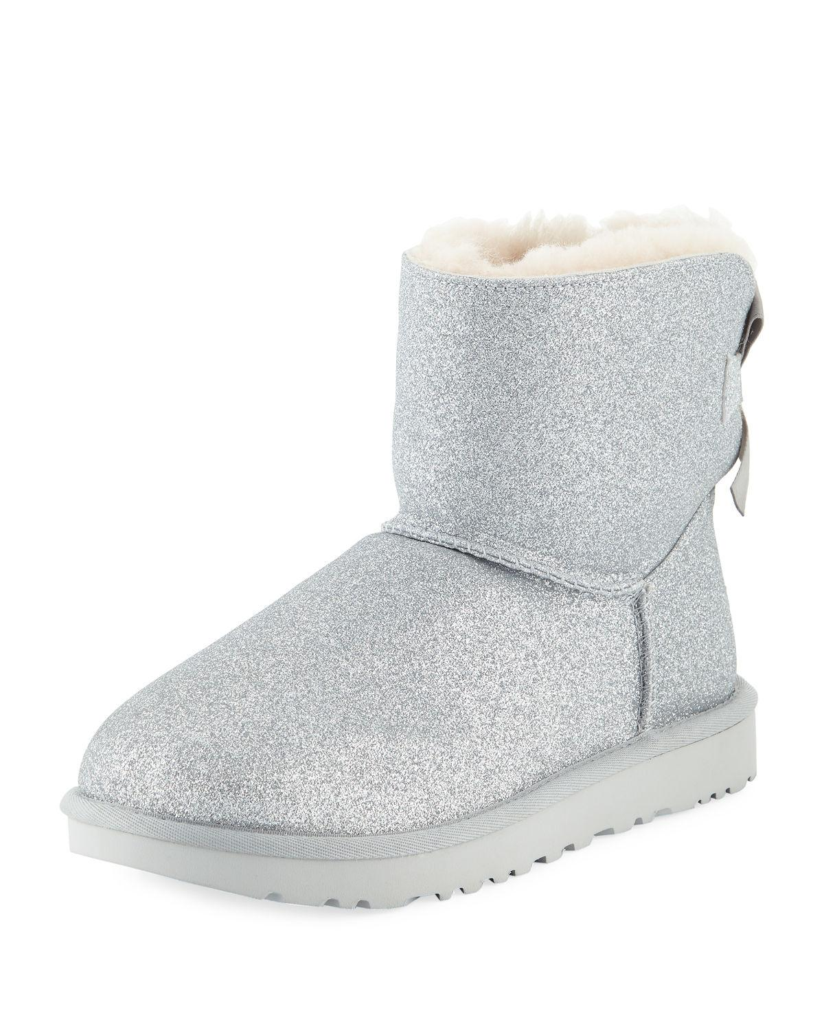 a166a247a08 MINI BAILEY BOW SPARKLE BOOTS