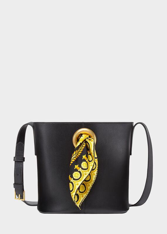 0ce9b209a6 Barocco Print Sash Bucket Bag