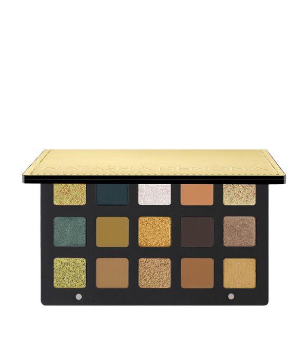 Natasha Denona Gold Eyeshadow Palette 15 X 0.08 oz/ 2.5 G