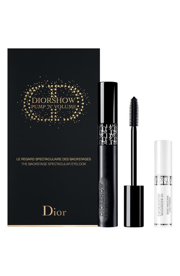 Dior Show Pump N Volume Set - No Color