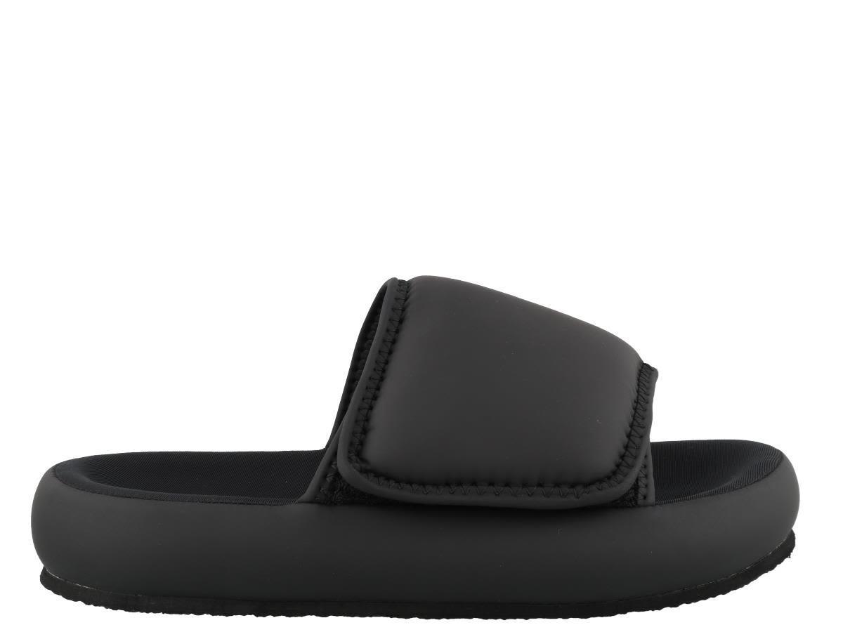 955d676c0ab85 Yeezy Fabric Slide Sandal In Graphite