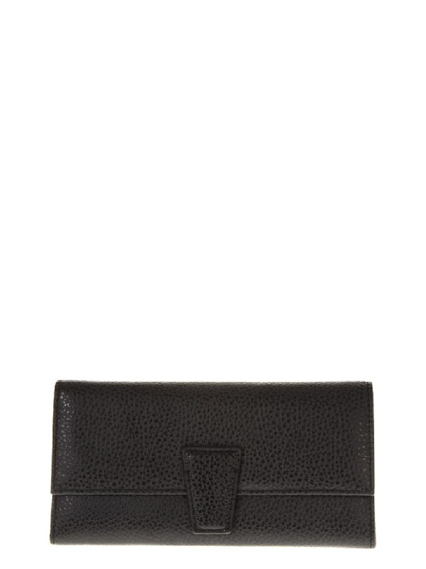Gianni Chiarini Black Leather Wallet