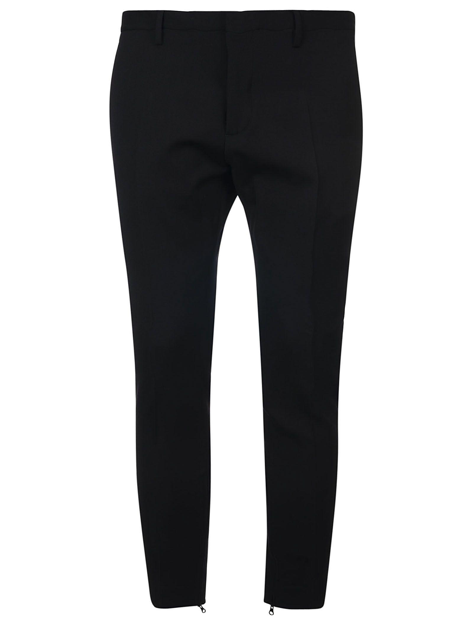 Dsquared2 Cropped Trousers In 900C