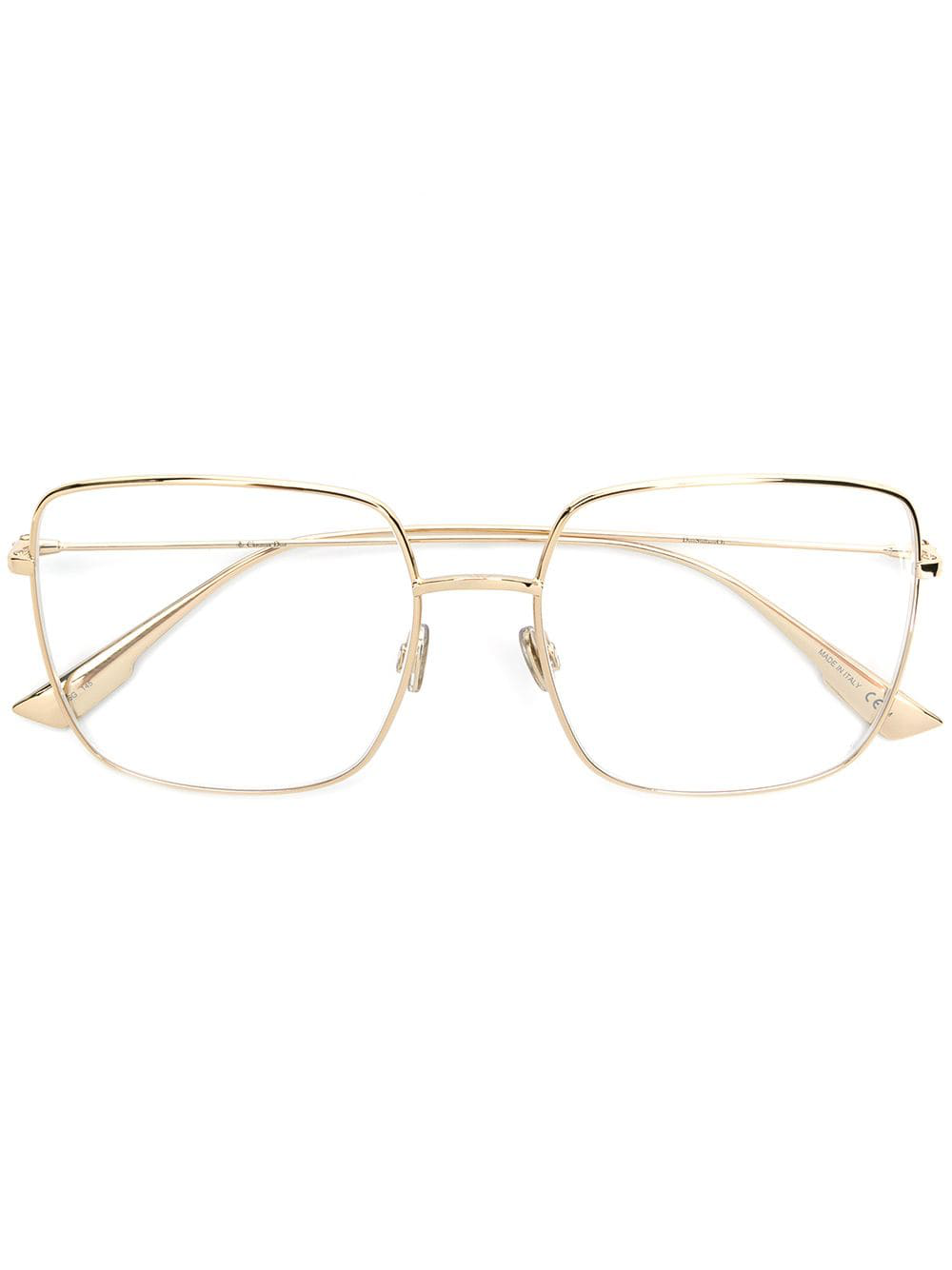 aab837dfdd Dior Eyewear Stellaire Glasses - Metallic