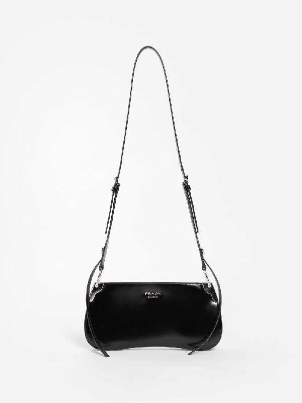 9728c710f067 Prada Sidonie Crossbody Bag In Black | ModeSens