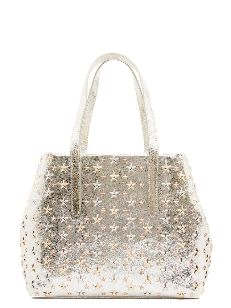 e789db144 Jimmy Choo Sophia Tote Bag In Gold | ModeSens