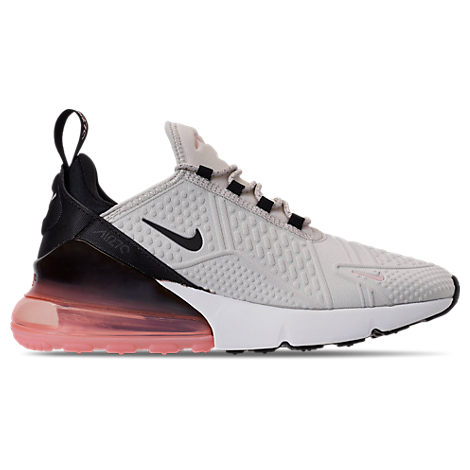 Nike Women S Air Max 270 Low Top Sneakers In Pink Grey Modesens