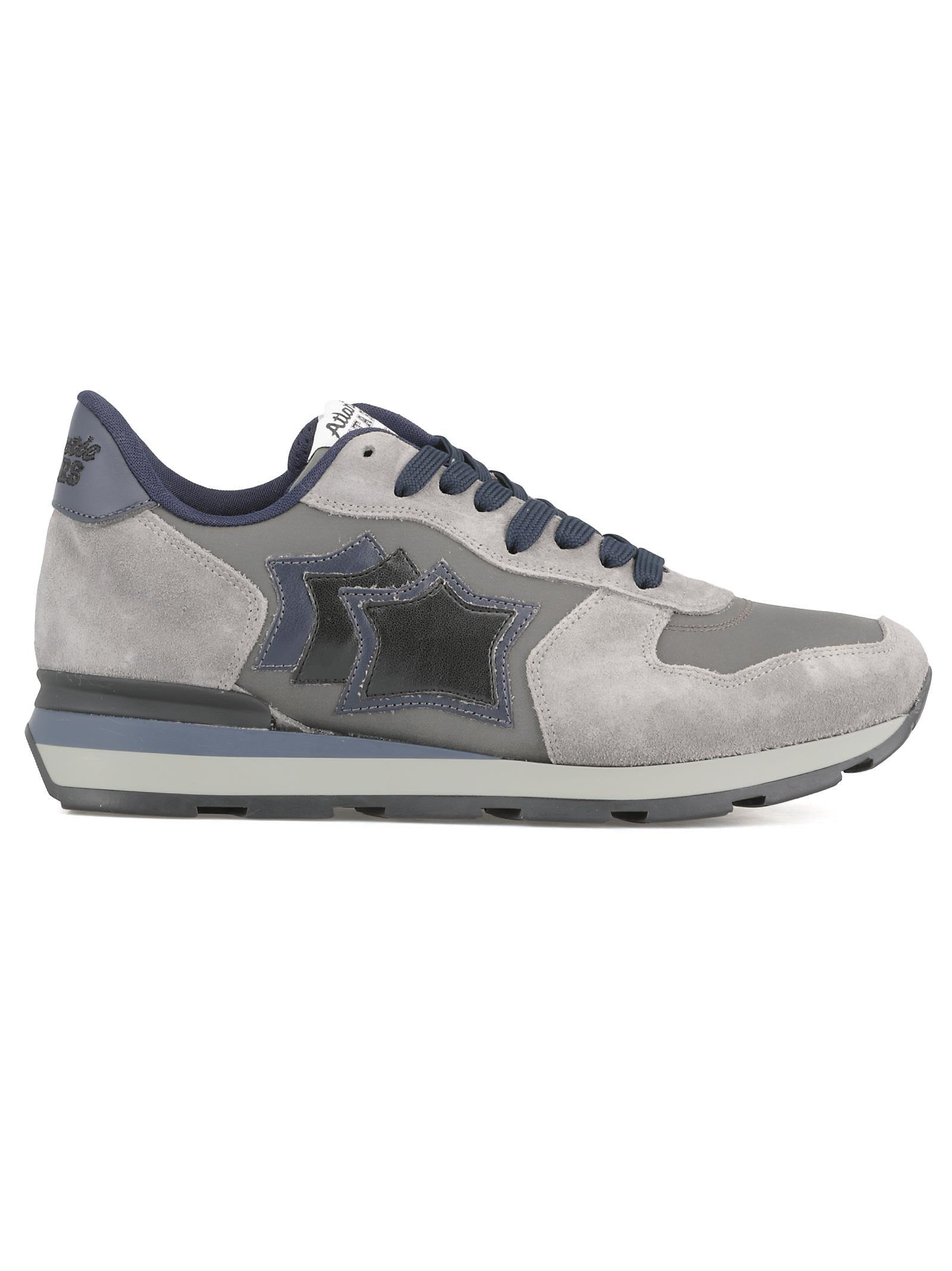 Atlantic Stars Antares Sneaker In Grey