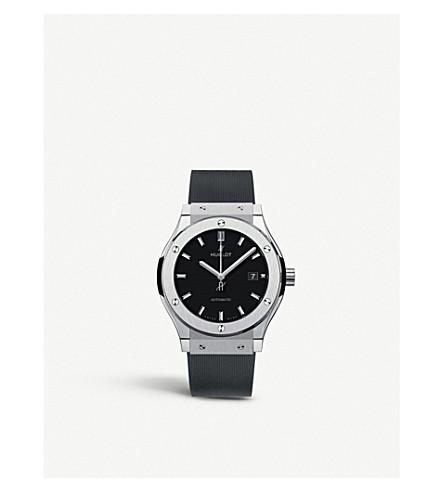 Hublot 542.nx.1171.rx Classic Fusion Titanium Watch
