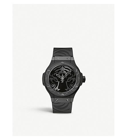 Hublot 316.ci.1410.rx Black Jaguar White Tiger Foundation Watch