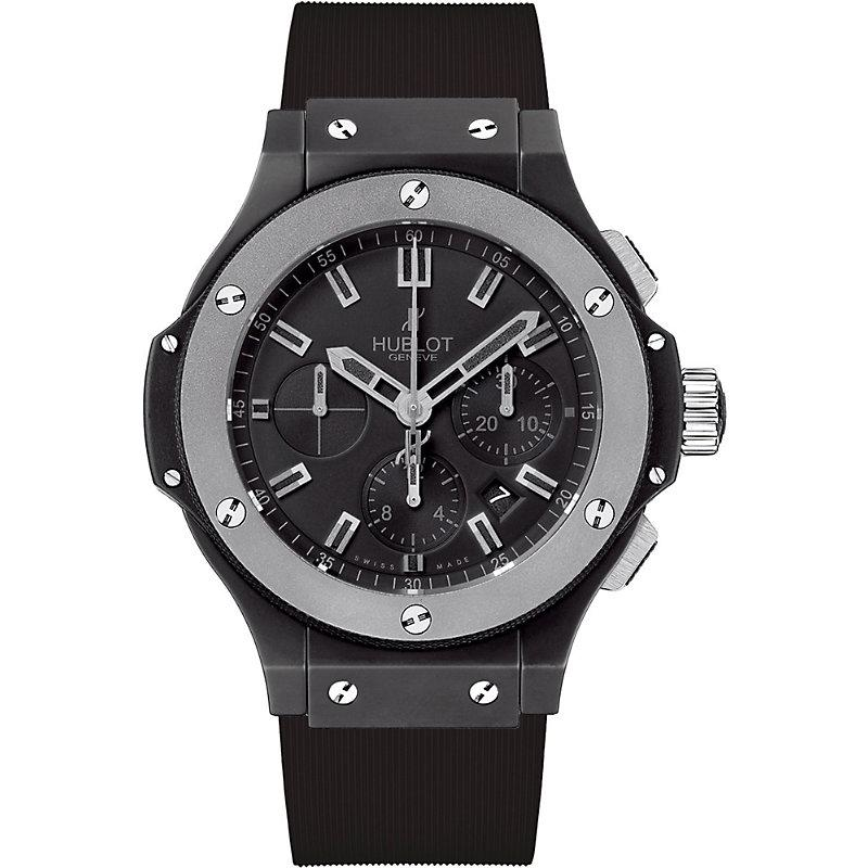 Hublot 301.ck.1140.rx Big Bang Ice Bang Ceramic Watch In Black