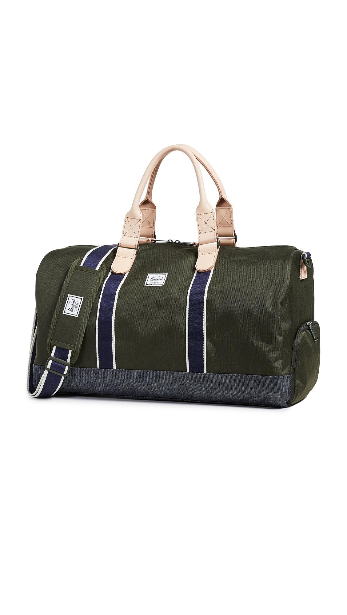 fb10f54ac8fd Herschel Supply Co. Novel Duffel Bag In Forest Night Dark Denim ...