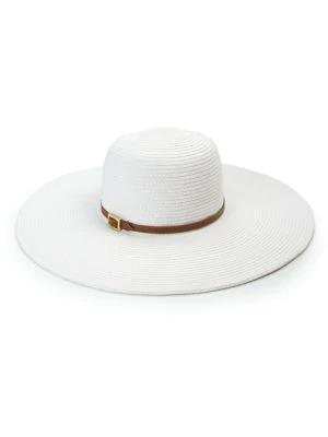 Melissa Odabash Jemima Floppy Hat In White  69c3b7371ebb