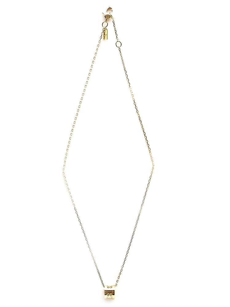 381c02c14 Gucci Icon Twirl Necklace In Gold | ModeSens
