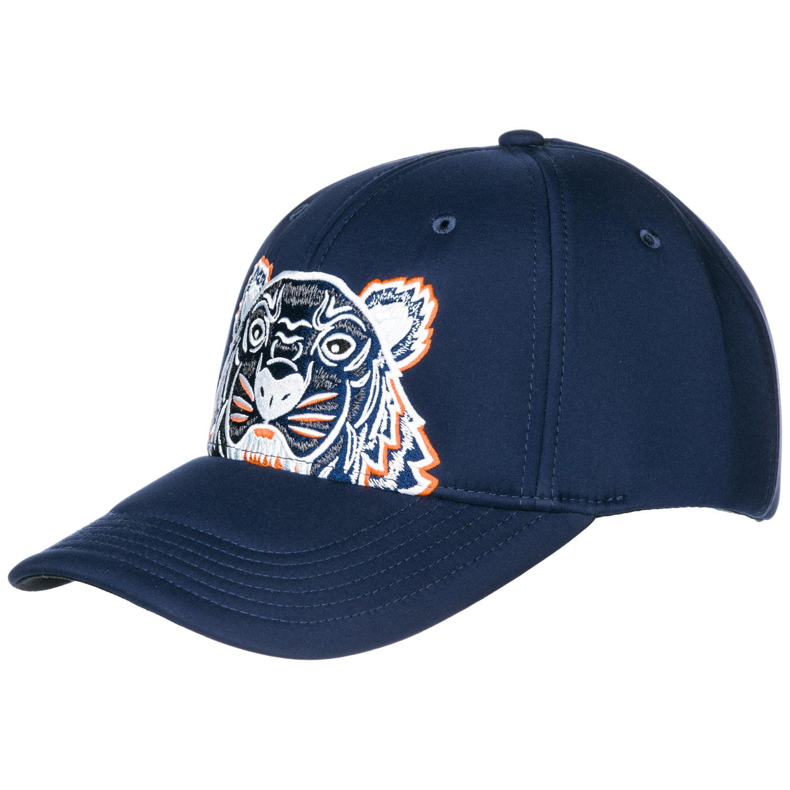 2f515ad22 Adjustable Men's Hat Baseball Cap Tiger in Blue