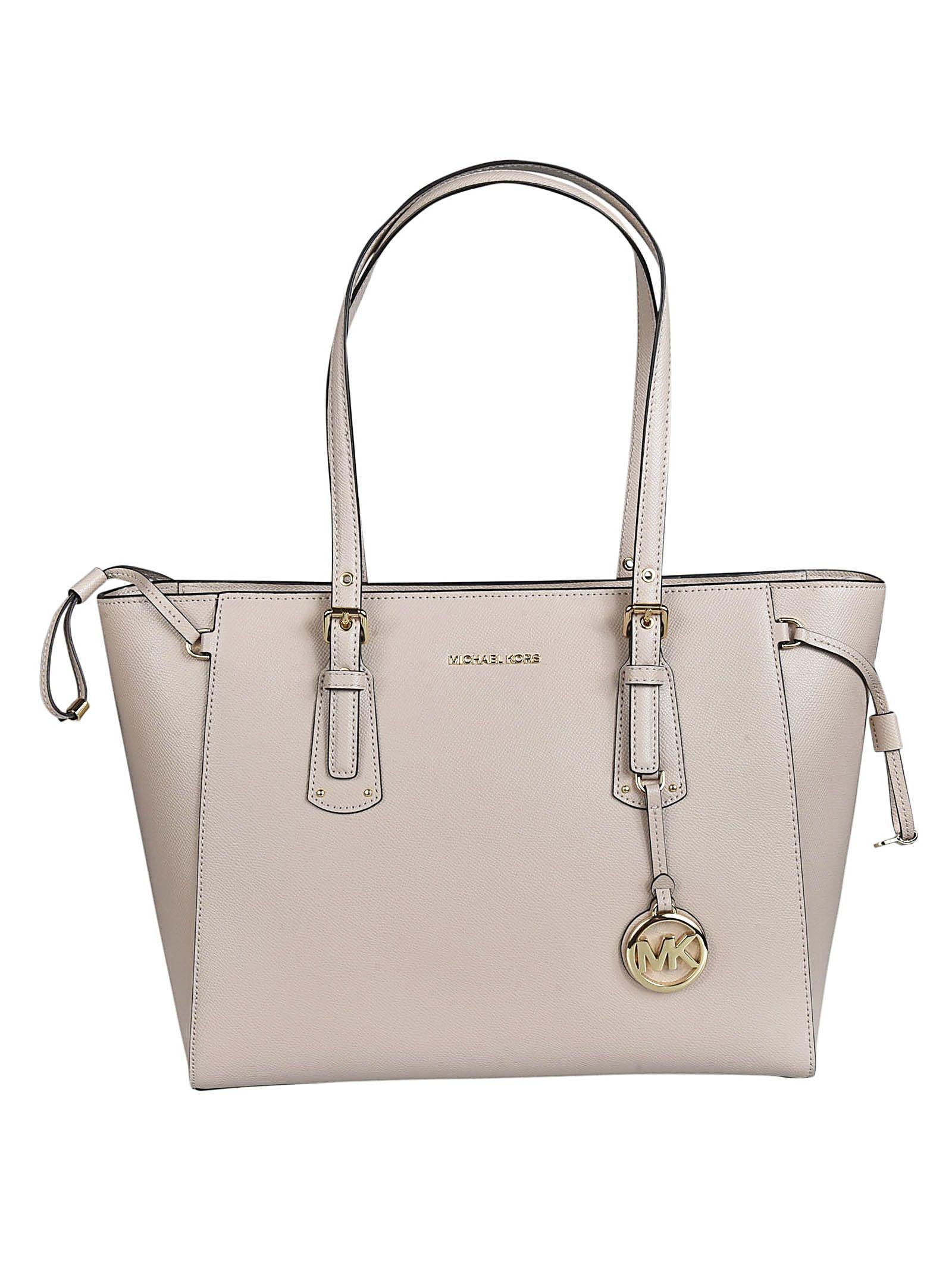 32505e602e55 Michael Kors Voyager Medium Tote In Soft Pink | ModeSens