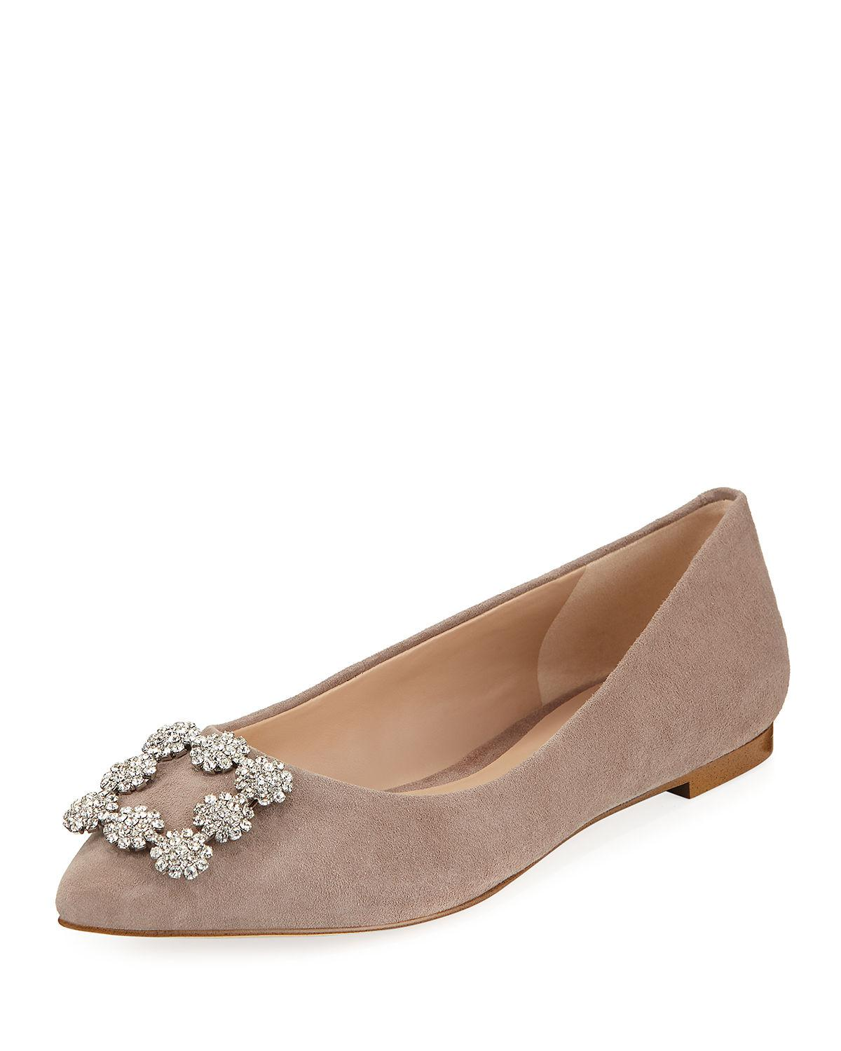 a7a53c448fc0 NARA BALLET FLATS WITH BROOCH. Karl Lagerfeld Paris