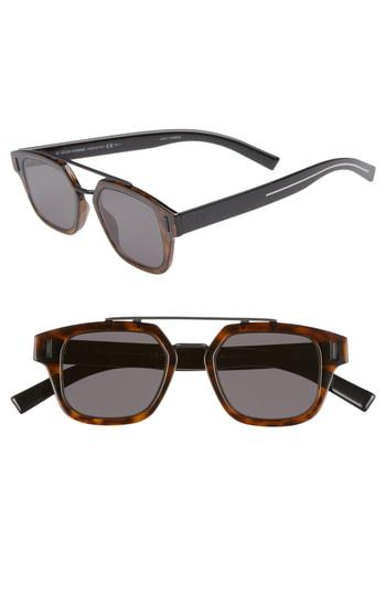 ab83d0d4f054 Dior 46Mm Square Sunglasses - Dark Havana