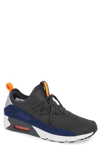 86eb28a23f Nike Air Max 90 Ez Sneaker In Wolf Grey/ Anthracite/ Orange | ModeSens