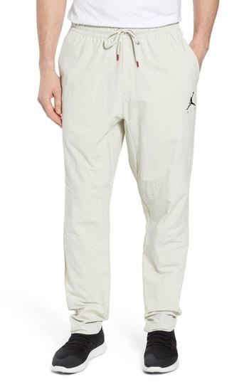 506af0b13c4 Nike Jumpman Woven Pants In Light Bone/ Black | ModeSens