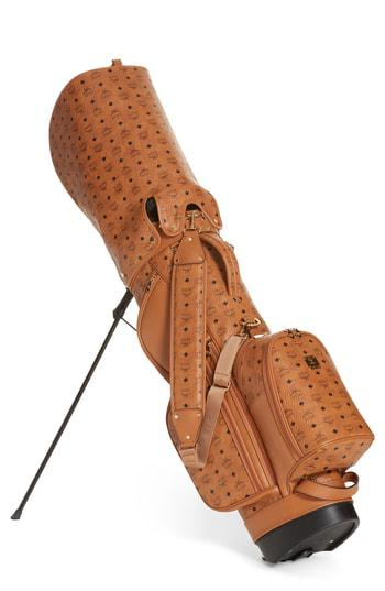 0e436279ec0 Mcm Vintage Visetos Coated Canvas Golf Bag - Brown (Nordstrom Exclusive) In  Cognac