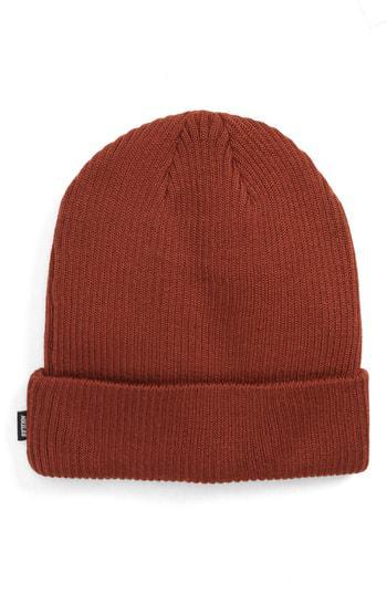 056505799e64c Nike Lab Essential Knit Beanie - Beige In Pueblo Brown  White