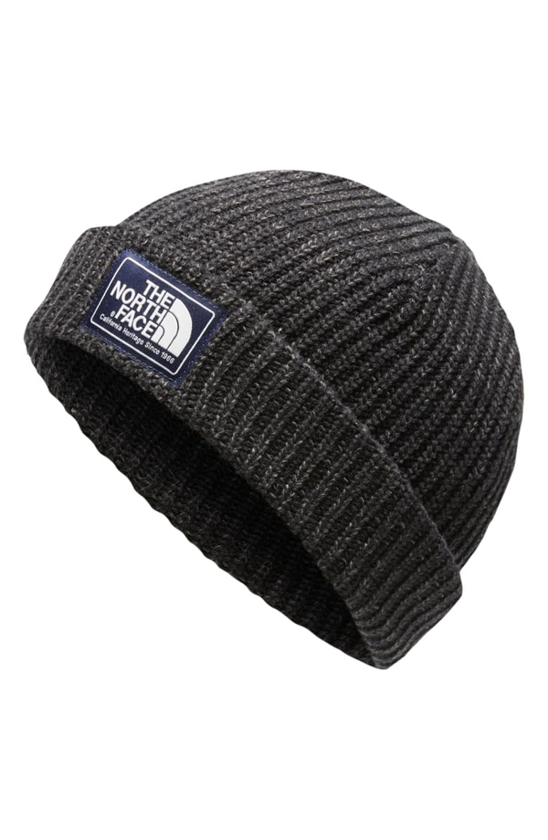 The North Face Salty Dog Beanie In Tnf Black