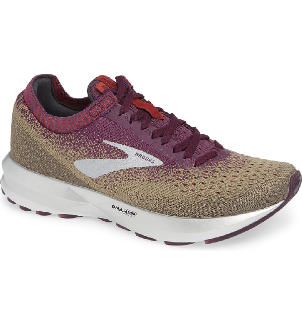 7aba423bc034b Brooks Levitate 2 Running Shoe In Cashmere  Bloom  Silver