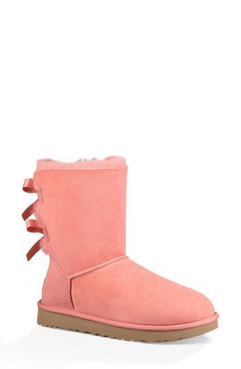 Ugg 'Bailey Bow Ii' Boot In Lantana